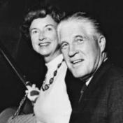 George & Lenore Romney
