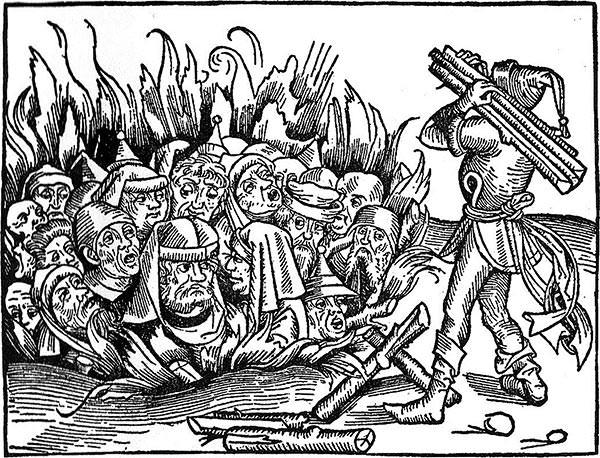 Black Death Pogroms