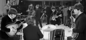 """From """"A Hard Day's Night"""""""